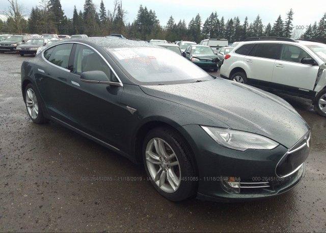 Inventory #310237047 2014 Tesla MODEL S