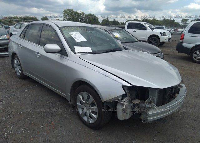 Inventory #557437113 2009 Subaru IMPREZA