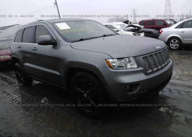 Inventory #172887731 2012 JEEP GRAND CHEROKEE