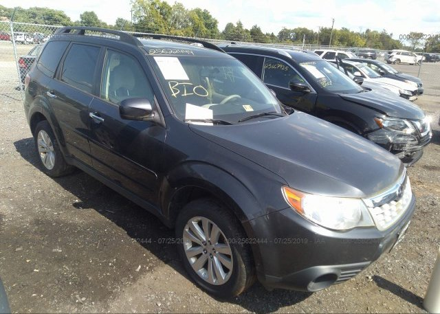 Inventory #539870605 2011 Subaru FORESTER