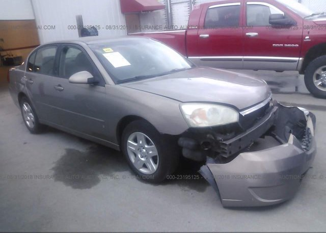 Inventory #804032885 2007 Chevrolet MALIBU