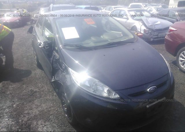 Inventory #334223064 2013 FORD FIESTA