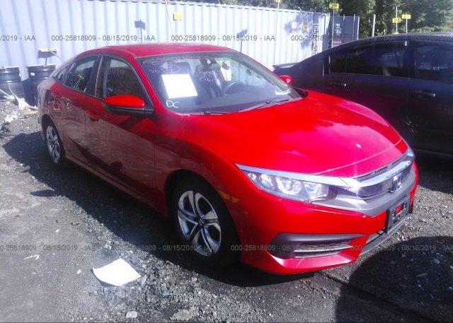 Inventory #468959362 2016 Honda CIVIC
