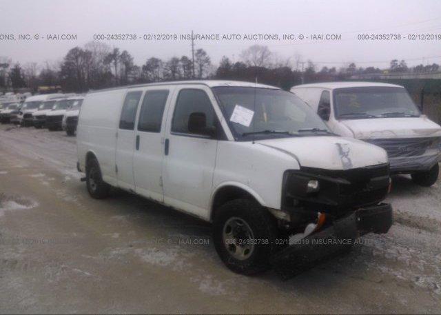 Inventory #539964364 2008 Chevrolet EXPRESS G3500