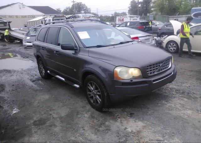 Inventory #935065933 2005 Volvo XC90