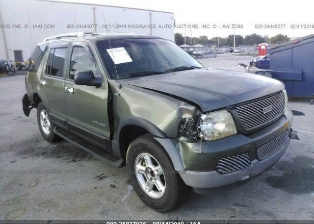 Inventory #421215252 2002 FORD EXPLORER