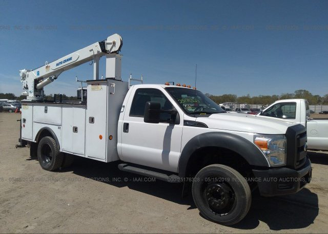 Inventory #998509161 2011 FORD F550