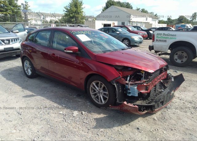 Inventory #438703781 2016 FORD FOCUS