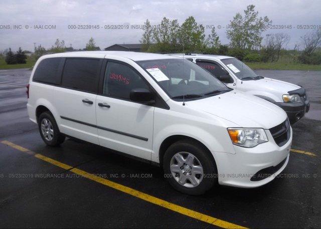 Inventory #800775209 2012 Dodge RAM VAN