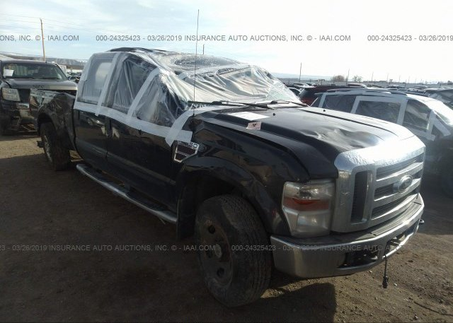 Inventory #986917734 2008 FORD F350