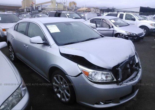 Inventory #795594378 2010 Buick LACROSSE
