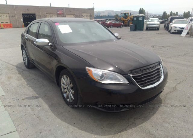 Inventory #400371668 2013 Chrysler 200