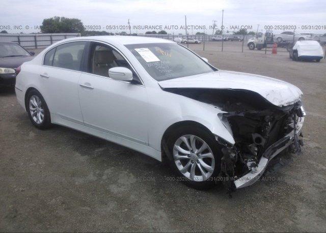 Inventory #606707300 2013 Hyundai GENESIS