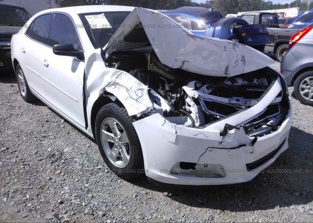 Inventory #908782228 2013 Chevrolet MALIBU
