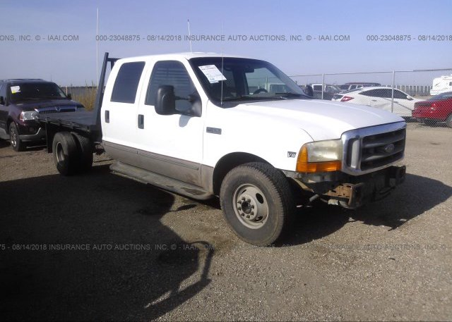 Inventory #475017002 1999 FORD F350