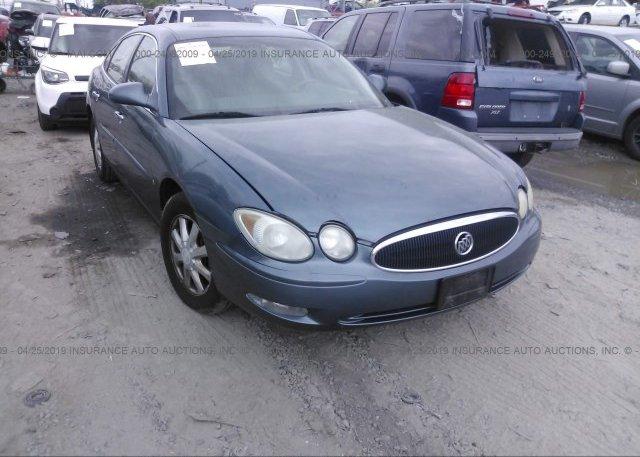 Inventory #679561046 2006 Buick LACROSSE