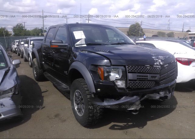 Inventory #203025728 2011 FORD F150