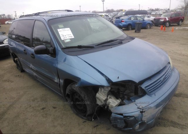 Inventory #642577036 2002 FORD WINDSTAR