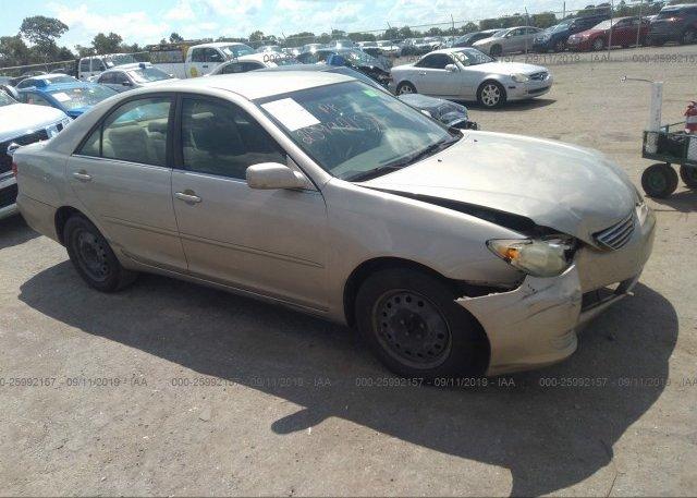 Inventory #950138680 2005 Toyota CAMRY