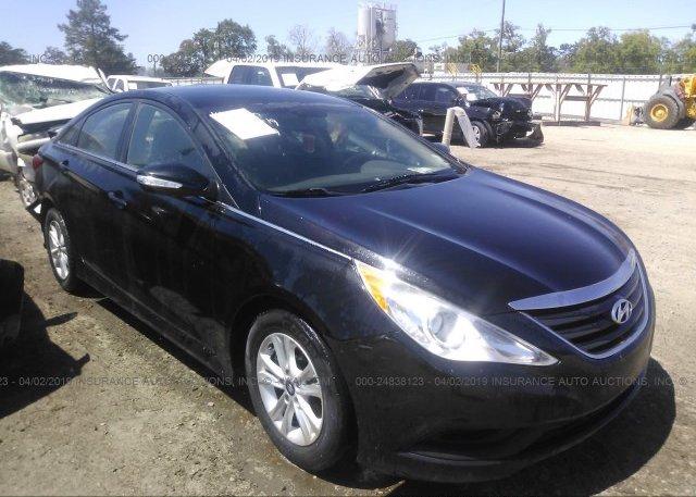 Inventory #285105864 2014 Hyundai SONATA