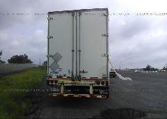 2008 STOUGHTON TRAILERS INC VAN - 1DW1A53278E046171 front view