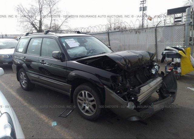 Inventory #676534830 2005 Subaru FORESTER