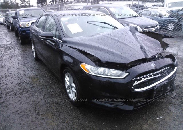 Inventory #896640573 2016 FORD FUSION