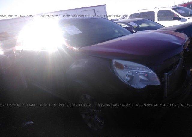 Inventory #303334658 2010 Chevrolet EQUINOX