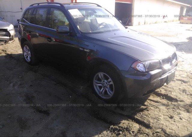 Inventory #635192674 2006 BMW X3