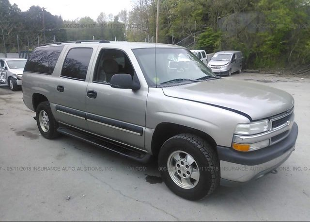 Inventory #286001443 2003 Chevrolet SUBURBAN