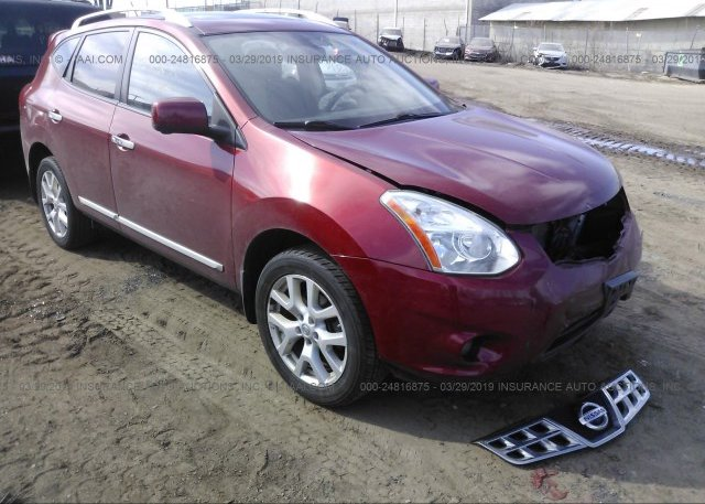 Inventory #345595034 2012 NISSAN ROGUE