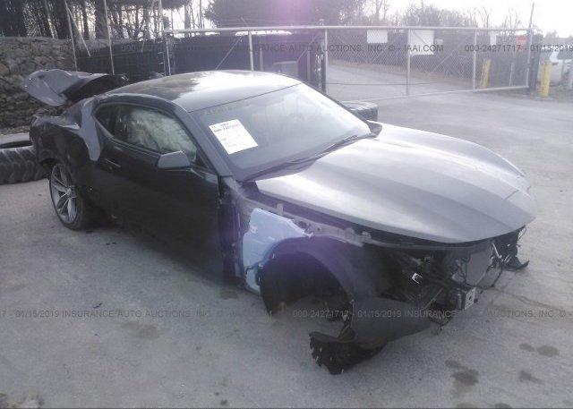 Inventory #960140196 2018 Chevrolet CAMARO