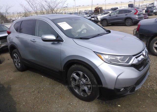 Inventory #850242372 2018 Honda CR-V