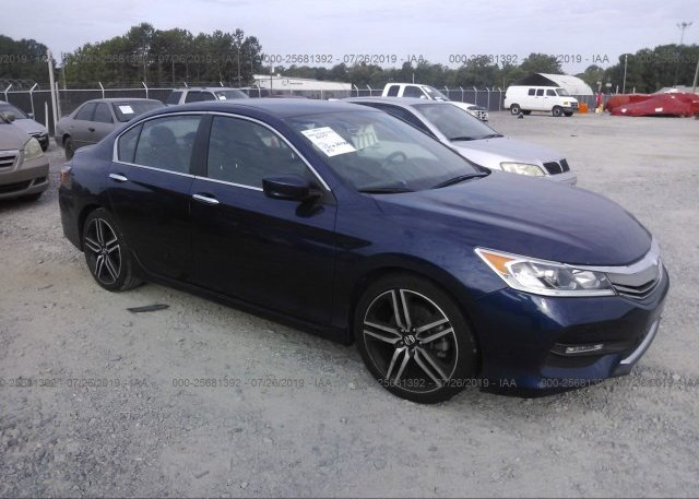 Inventory #190084200 2016 Honda ACCORD
