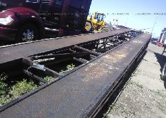 1997 LOAD TRAIL AC - 4ZEAT5330V1112504 rear view