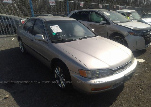 Inventory #820003088 1996 Honda ACCORD