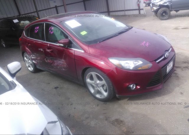 Inventory #844976391 2014 FORD FOCUS