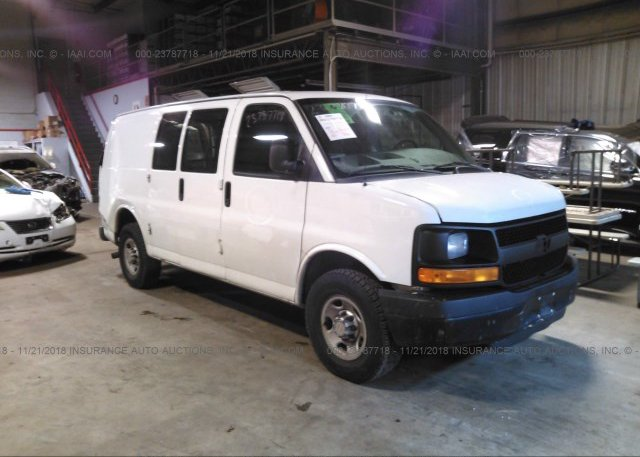 Inventory #681042497 2013 Chevrolet EXPRESS G3500