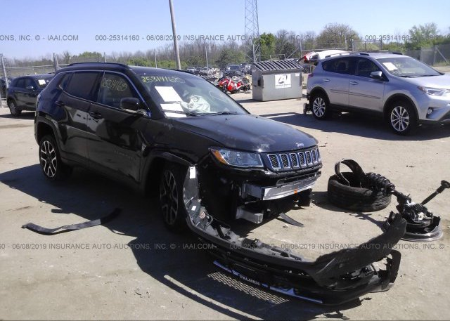 Inventory #236994880 2018 JEEP COMPASS