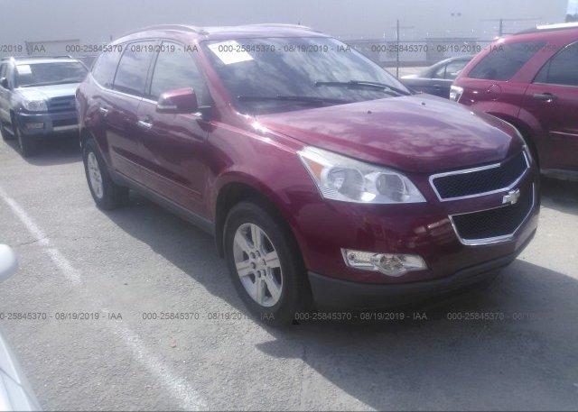 Inventory #703667119 2012 Chevrolet TRAVERSE