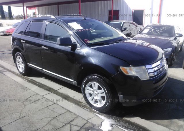 Inventory #675474240 2007 FORD EDGE