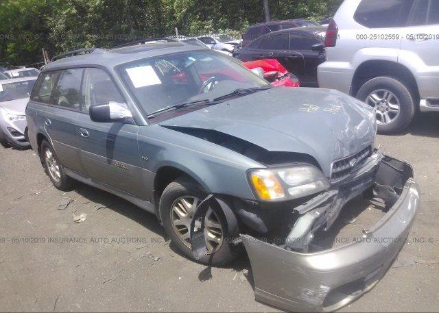 Inventory #876967813 2003 Subaru LEGACY