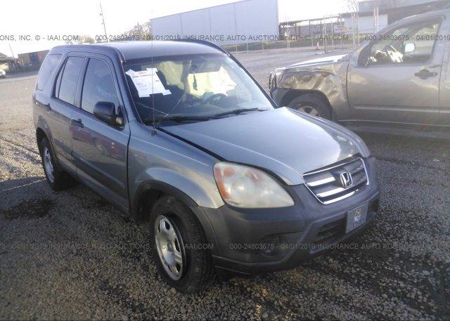 Inventory #658791686 2006 Honda CR-V