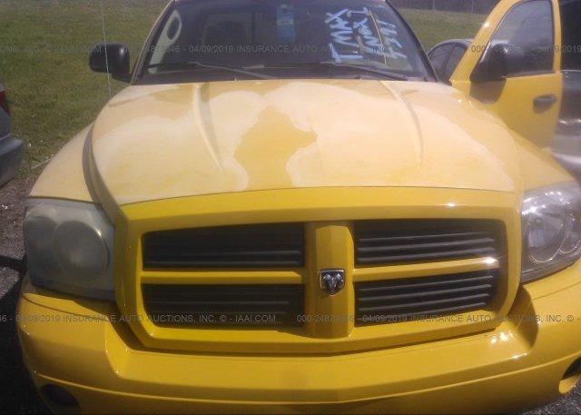 Inventory #653201036 2006 Dodge DAKOTA