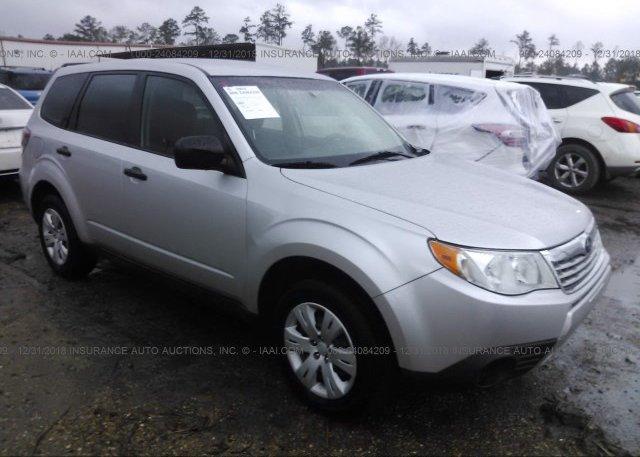 Inventory #510405938 2009 Subaru FORESTER