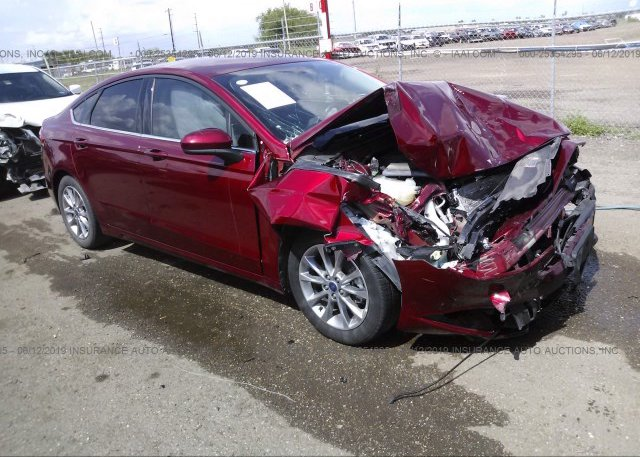 Inventory #172579554 2017 FORD FUSION
