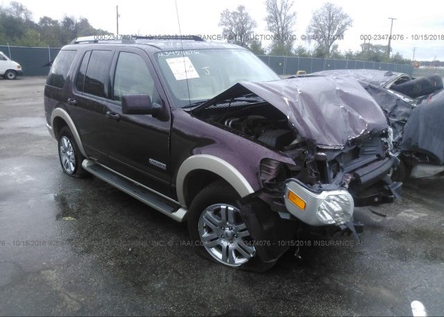 Inventory #198119392 2006 FORD EXPLORER