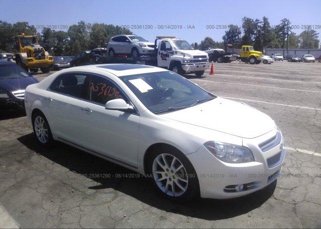 Inventory #477011415 2012 Chevrolet MALIBU