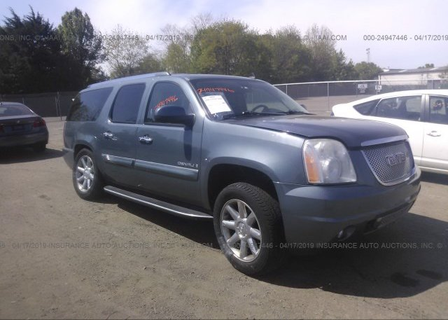Inventory #626935738 2008 GMC YUKON XL