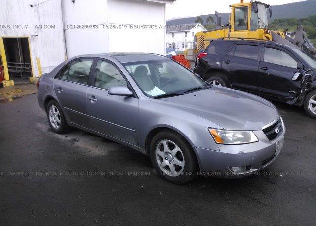 Inventory #143023572 2006 Hyundai SONATA